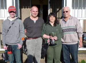 SCOA's Garrington Cup-winning 2011 compound team